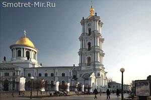 Спасо Преображенський собор - город Сумы