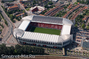 Стадион в Эйндховене