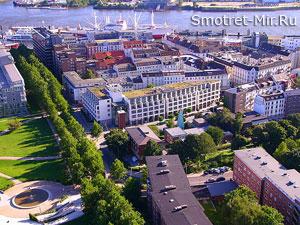Столица Швеции - город Стокгольм
