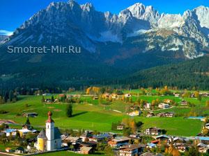 Австрия - Страна