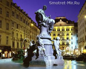 Австрия - достопримечательности