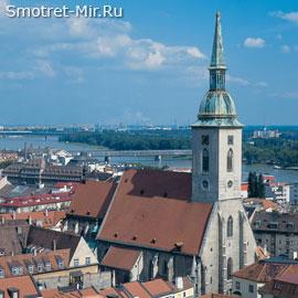 Город Братислава