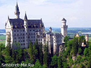 Замки Германии