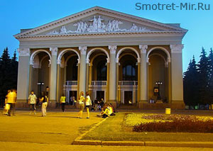 Полтава - центр города