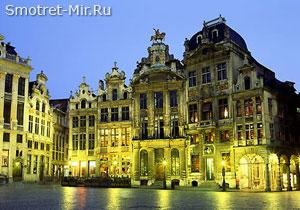 Столица Бельгии - Брюссель