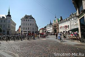 Столица Копенгаген