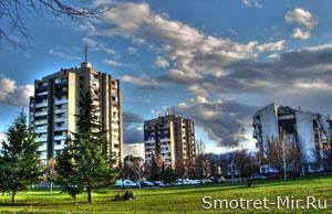 Столица Македонии