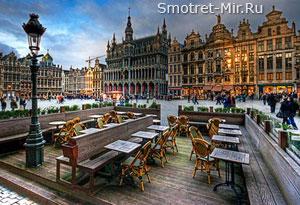 Тур в Бельгию