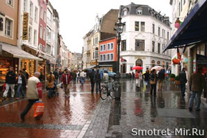 Центр города Бонн