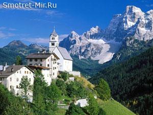 Европейские горы