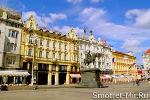 Загреб - Фото