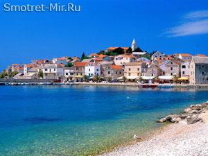 Лето в Хорватии