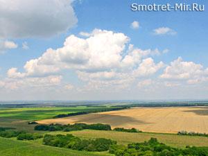 Ландшафты Украины