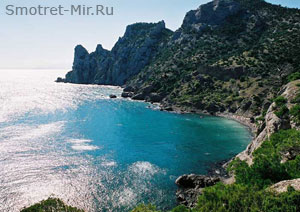 Лето в Крыму