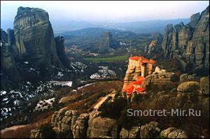 На Фессалийской равнине Греции