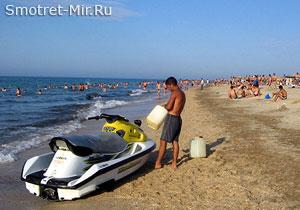 Отдых Каспийского моря