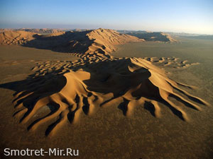 Пустыни Европы