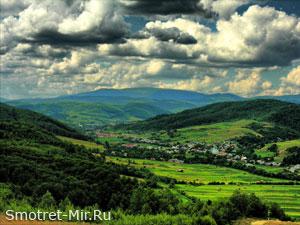 Украинские Карпаты