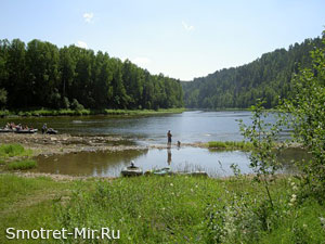Характеристика реки Волги