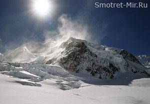 Высочайшая вершина Альп