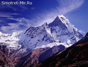 Высочайшая вершина Кавказа