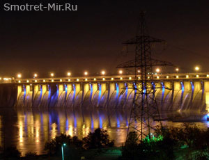ГЭС провинции
