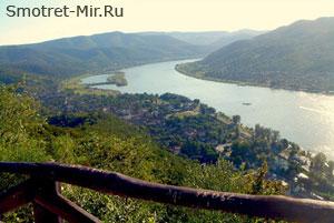 Дунай Венгрия