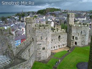 Замки Уэльса