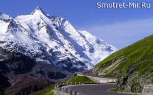 Ледники Альп