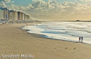 Море Бельгии