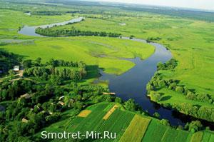 Новгород-Северское Полесье Украины