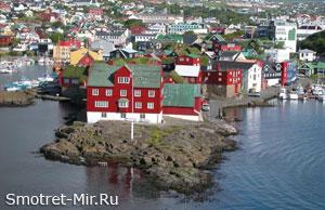 Острова Дании
