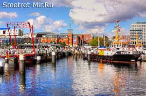Остров в Дании