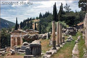 Парнас Греции
