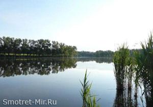 Бассейн реки Днепр