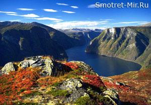 Горы Скандинавии