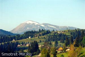Карпаты горы