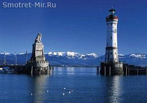 Море в Германии