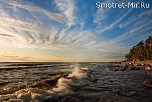 Побережье Балтийского моря