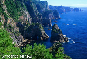Скалы Балтийского моря
