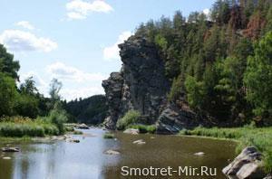 Уральские горы отдых