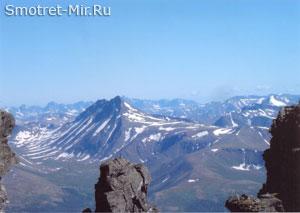 Уральские горы фото