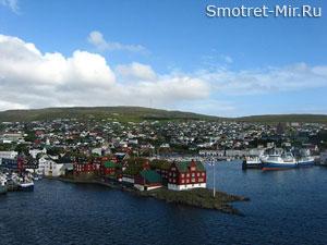 Фарерские острова в Дании