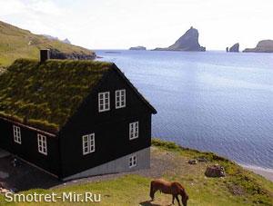 Фото Фарерские острова