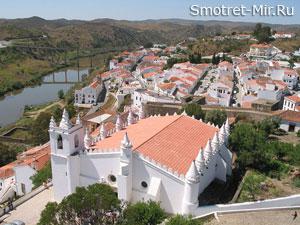 Алентежу в Португалии
