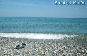 Вода в Черном море