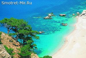 Вода в Эгейском море
