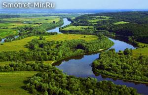 Днепровская лесостепь