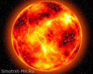 Излучение Солнца
