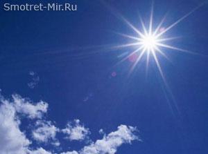Излучения Солнца